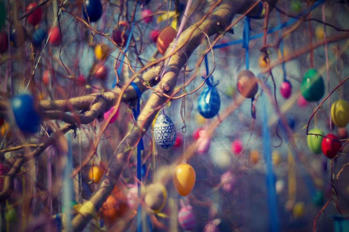 """Dulces de Semana Santa: huevos, monas, """"panquemaos"""", torta de pasas y nueces..."""