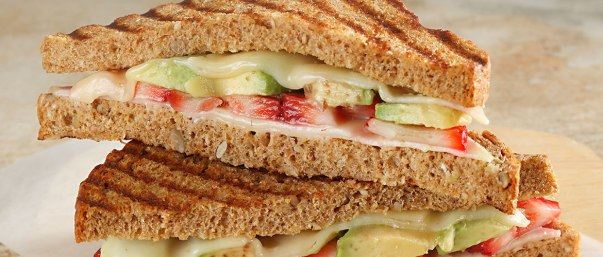 Avocado--Grilled cheese Strawberry