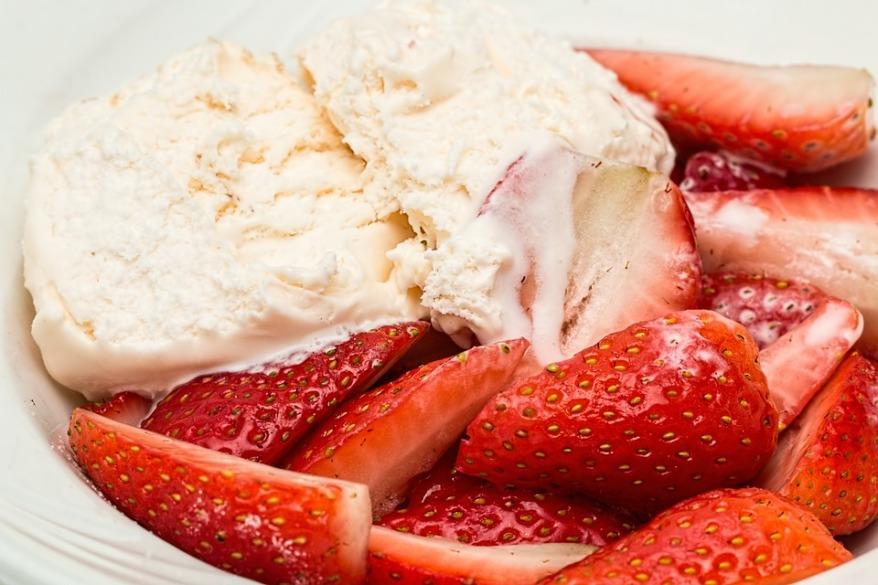 fresas con nata1